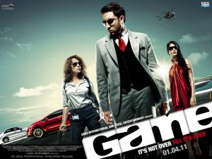 Game Bollywood Hindi Movie