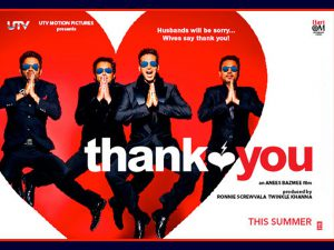 Preview of Thank You Hindi Bollywood Movie