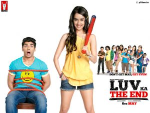 Preview of Hindi Movie Luv Ka The End