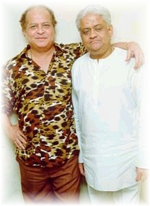 Musicians Laxmikant Pyarelal