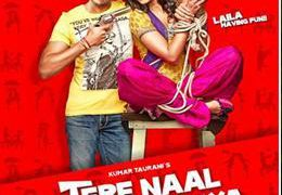 Review of TERE NAAL LOVE HO GAYA