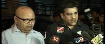 Ramanbhai Patel and Iqbal Sharma