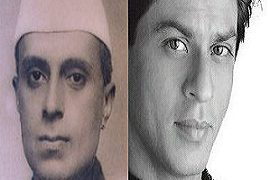 Shahrukh to essay the role of Pandit Jawaharlal Nehru