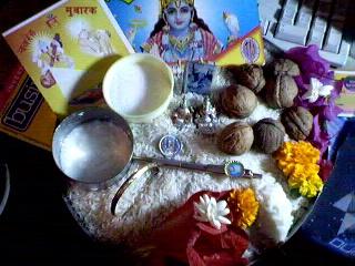 'Navreh' a Kashmiri rituals
